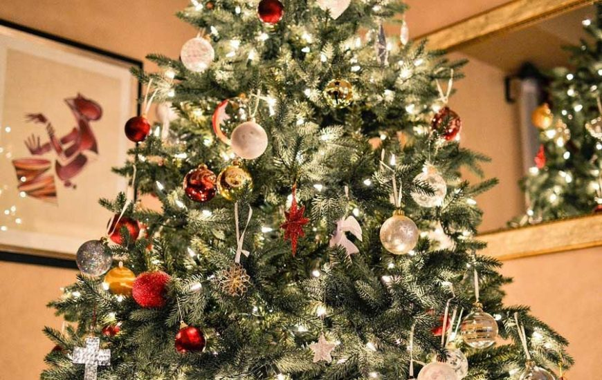 décorer sa maison pour Noel