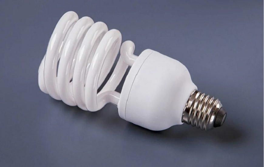 La consommation des lampes fluorescentes