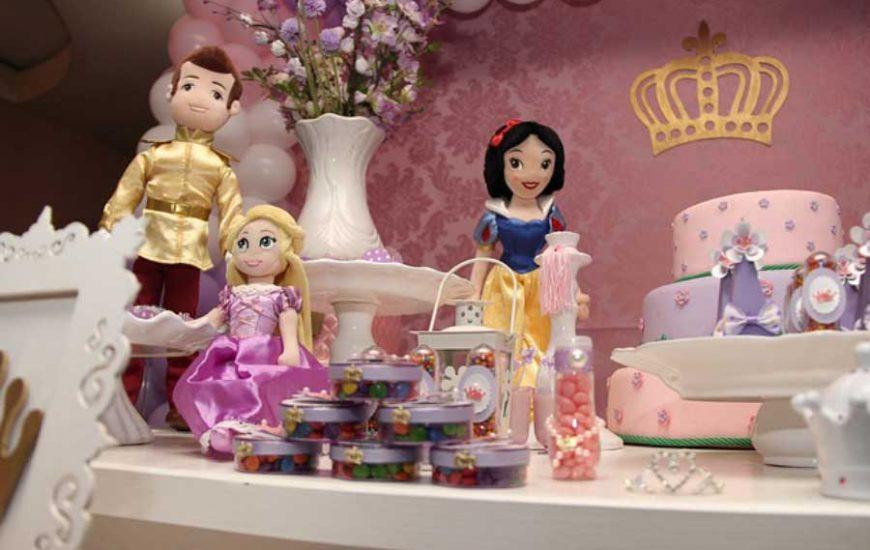 fete de princesse